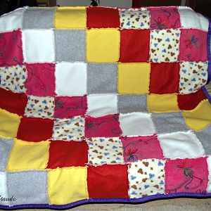 Ragged Patchwork