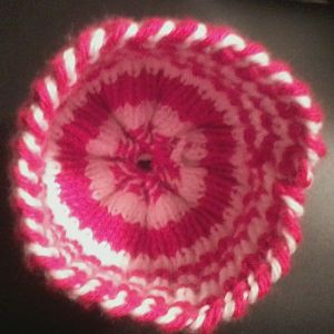 Candy Cane Hat (inside)