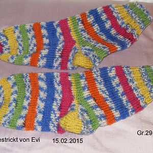 Kindersocken 1
