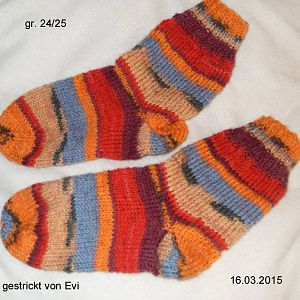 Kindersocken 3