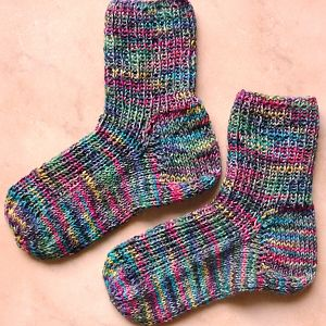 Kindersocken ca. Gr. 28/29