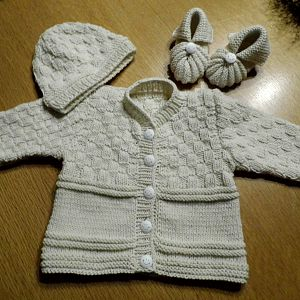 "Babyset aus ""Rellana"" TOP PLUS"