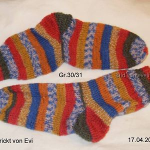 Kindersocken bunt