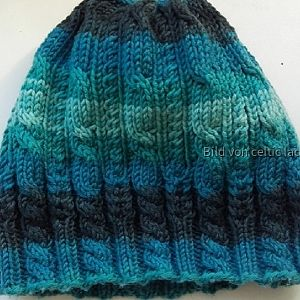 Fiddle Knits - Coffee-Shop: Cool Beans Hat