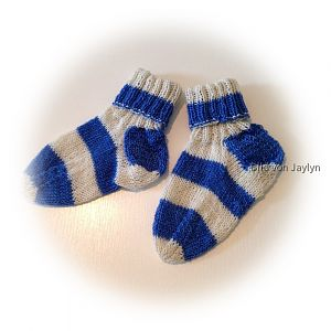 Kinderfansocken