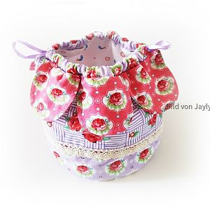 Pretty Petal Dilly Bag