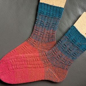 Socken Stacking Wood