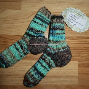 Blendersocken gr 25