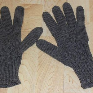 Fingerhandschuhe Knotty Gloves
